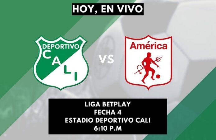 Deportivo Cali vs América de Cali: en vivo y en directo