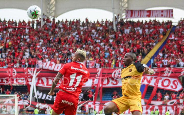 Fabulosa jugada de Duván Vergara por la que lo comparan con Neymar