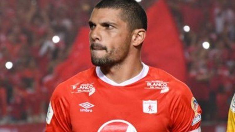 Juan Pablo Segovia se pierde el clásico ante Deportivo Cali
