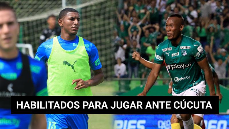 """""""Angulo y Balanta, habilitados para el partido ante Cúcuta"""": Arias, técnico del Deportivo Cali"""