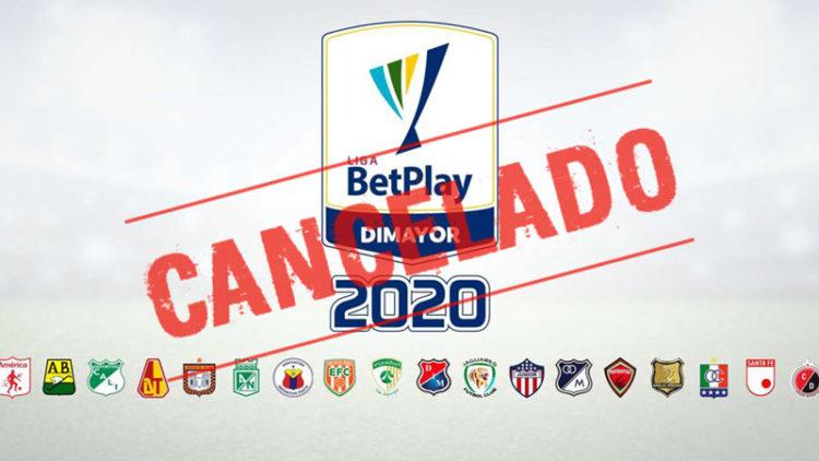 Cancelada la fecha 9 de la Liga BetPLay como medida contra Coronavirus