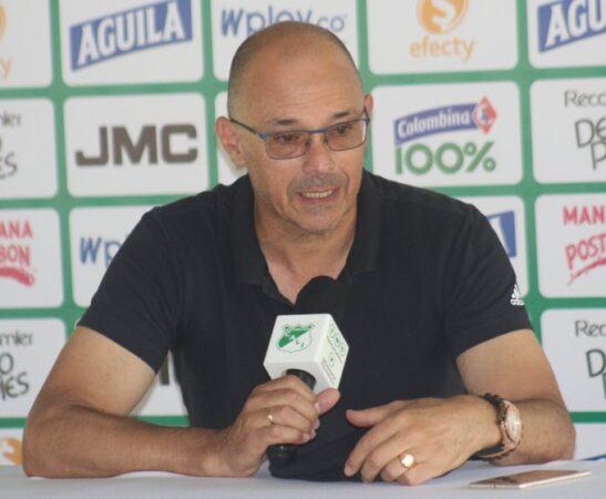 En duda Juan Camilo Angulo para el partido Deportivo Cali vs Pereira