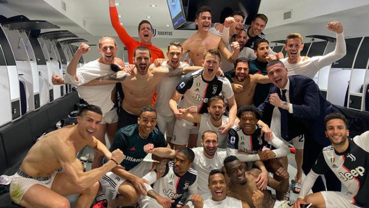 Compañero de Cuadrado, en Juventus, dio positivo en coronavirus