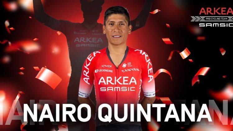 Nairo ganó etapa de la París-Niza, mientras Huigita es tercero en la general