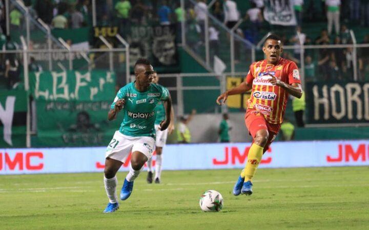 Al Deportivo Cali se le escaparon los tres puntos, en casa, frente al Pereira