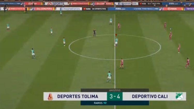 Deportivo Cali obtuvo su primer triunfo en la eLiga Dimayor StandPlay