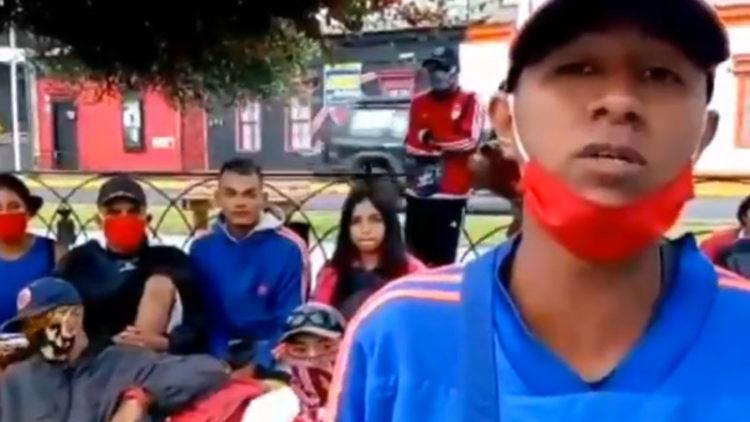 América de Cali gestiona ayuda para hinchas varados en Chile y Perú