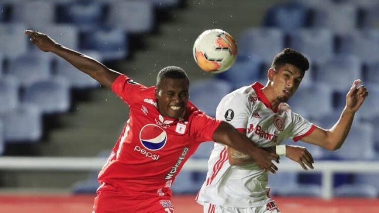 Resultado y resumen de América - Internacional por Copa Libertadores
