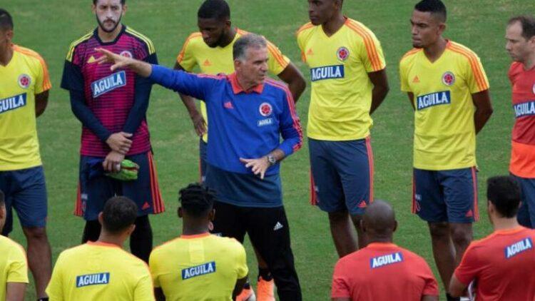 Partidos de la Selección Colombia en eliminatorias a Qatar 2022