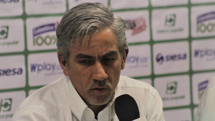 Deportivo Cali quiere comprar a Jhon Vásquez, afirmó su presidente