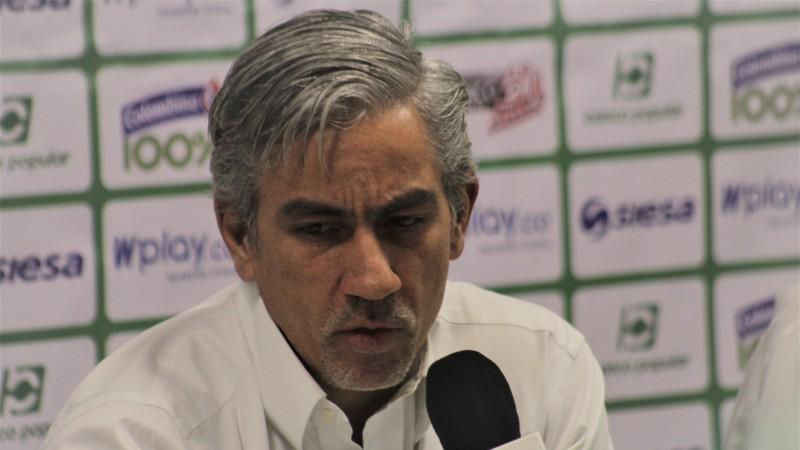 """""""Hablaré con los directivos para que compremos a Jhon Vásquez"""" Marco Caicedo Presidente del Deportivo Cali"""