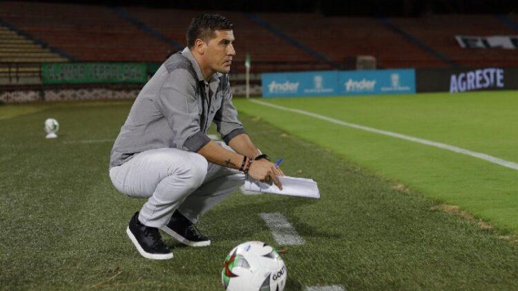 ¿Qué dijo Juan Cruz Real del empate del América de Cali ante Nacional?