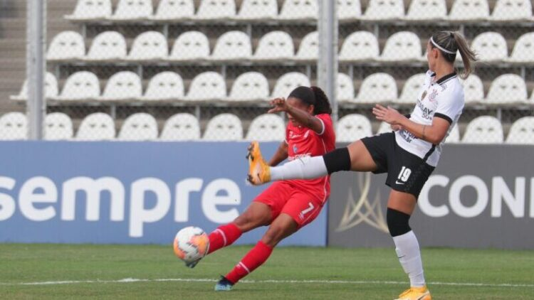 América Femenino perdió con Corinthians en la Copa Libertadores Femenina 2020