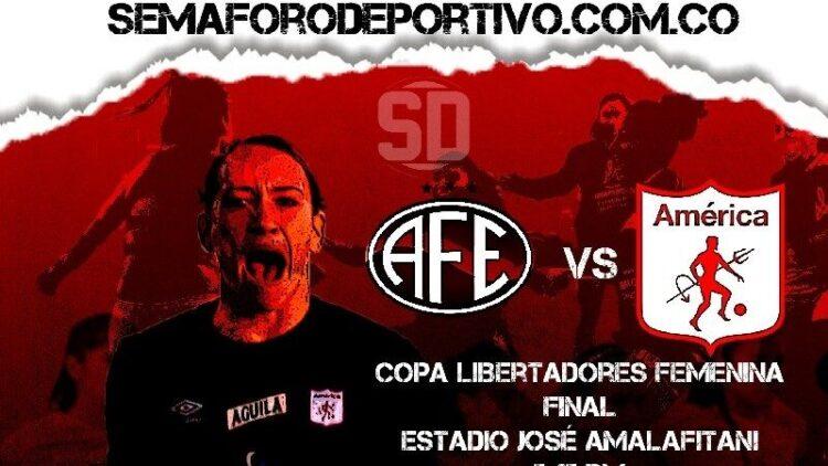 Ferroviaria vs América Femenino en vivo y en directo por Copa Libertadores Femenina