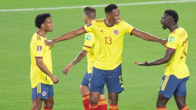 Selección Colombia: ¿Davison Sánchez y Juan Cuadrado se pelearon?
